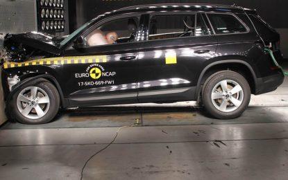 """Na posljednjem EuroNCAP testiranju bilo """"trojki"""" i """"četvorki"""", a Škoda Kodiaq i Mini Countryman najbolji [Galerija i Video]"""