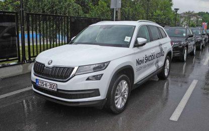 "Vozili smo Škodu Kodiaq – Škoda BiH održala ""Kodiaq Off Road Drive 2017"" [Galerija]"