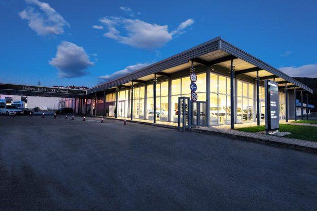 STARline – Ovlašteni prodajno-servisni centar za Mercedes-Benz