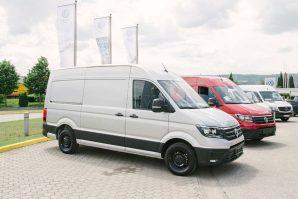 U BiH predstavljen novi Volkswagen Crafter [Galerija]