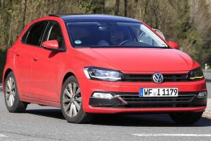 VW Polo nove generacije je spreman [Galerija]