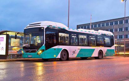 Volvo isporučio 20 hibridnih autobusa u Tallinn