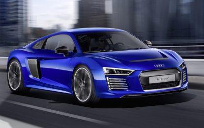 Audi R8 e-tron možda dobije nasljednika
