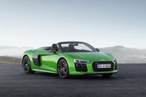 Stiže najbrži i najjači topless Audi do sada – Audi R8 Spyder V10 plus [Galerija]