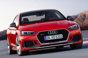 """Novi Audi RS 5 Coupé u """"prodavnicama"""""""