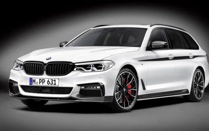 Više snage za BMW M5 Touring [Video]