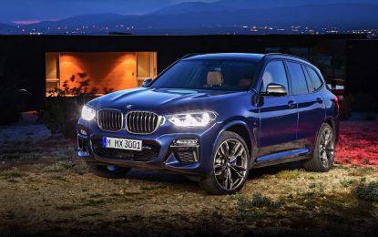Novi BMW X3 [Galerija i Video]