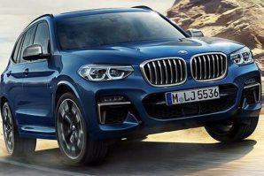 BMW X3 – zaobljeniji i tehnički napredniji