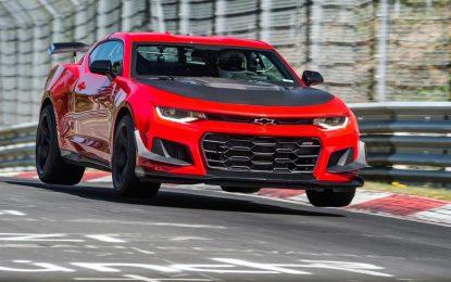 Chevrolet Camaro ZL1 1LE – najbrži Camaro na Nürburgringu pokazao da može jož brže [Galerija i Video]
