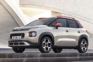 Citroën C3 Aircross stiže kao zamjena za C3 Picasso [Galerija i Video]