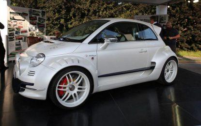 Upečatljivi Giannini Fiat 500 sa 350 KS – Limitirana serija od 100 primjeraka za 100 godina Gianninija [Galerija i Video]