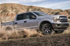 Novi motori sa više snage za Ford F-150 i Ford Expedition [Galerija]