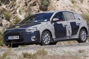 Prototip novog Forda Focusa već u testnoj fazi [Galerija]