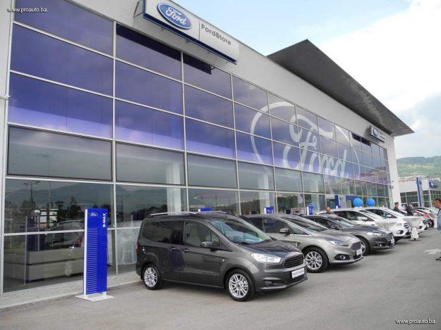 Ford Store – Grand Automotive doo Sarajevo