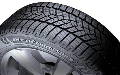Fulda najavljuje nove zimske gume visokih performansi za SUV-ove – Fulda Kristall Control SUV