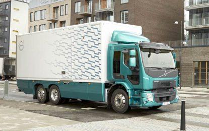 Volvo FE 350 – više snage i veće osovinsko opterećenje