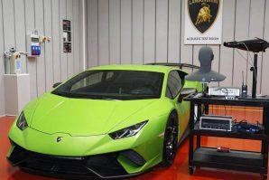 Lamborghini otvorio novu akustičku laboratoriju
