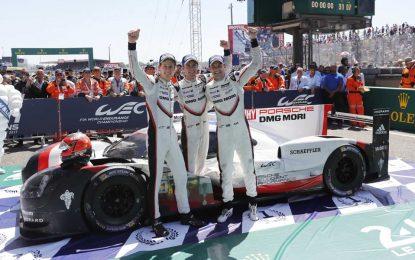 Porsche pobjednik ovogodišnje trke 24 sata Le Mansa