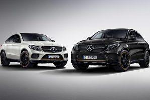 Ekskluzivni sportski Mercedes-Benz GLE Coupe u posebnoj ediciji OrangeArt Edition [Galerija]