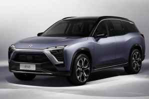 Nio ES8 – Novi električni SUV sa sedam sjedišta