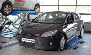 Održavanje polovnog Ford Focusa 1.6 TDCi i 2.0 TDCi (2011.-2014.)