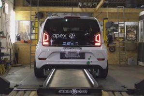 Najglasniji VW Up! – trocilindarski monstrum priprema se za Nürburgring [Video]