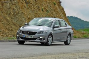 TEST – Peugeot 301 FL Allure 1.6 BlueHDi 100 BVM5