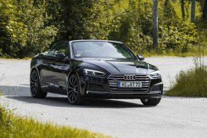 Abt Sportsline pripremio blagi estetski tuning paket uz povećanje snage za Audi A5 Cabriolet [Galerija]