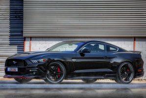Kompletan tuning tretman sa snagom od 705 KS za Ford Mustang kod GME-Performance [Galerija]
