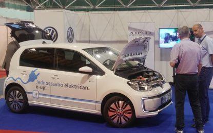 """Volkswagen e-up! predstavljen na Međunarodnom sajmu energetike """"Energa"""""""