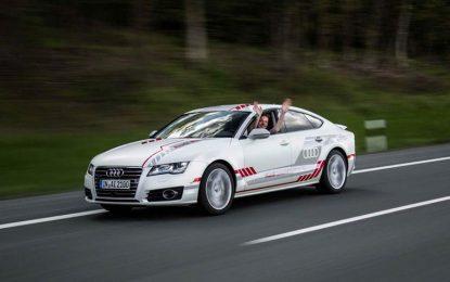 Audijev pogled u budućnost – autonomna vožnja