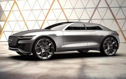 Audi Q4 E-Tron Concept – budućnost električnih SUV-ova [Galerija]