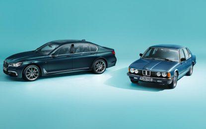 Za 40. rođendan BMW-ove perjanice pripremljena ograničena luksuzna edicija BMW 7 Series Edition 40 Jahre [Galerija]