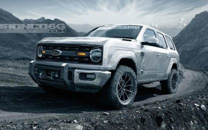 Novi Ford Bronco dolazi 2020.