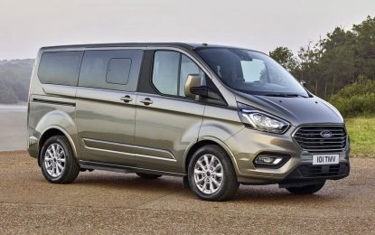 Stiže redizajnirani Ford Tourneo Custom [Galerija i Video]