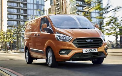 Novi Ford Transit Custom ljepši i štedljiviji