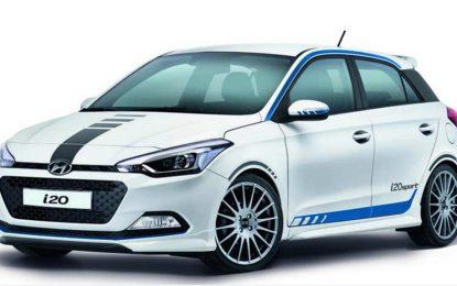 """Gradska nova """"zujalica"""" Hyundai i20 N sa oko 200 KS stiže sljedeće godine?"""