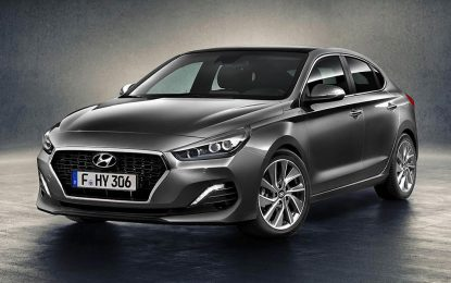 Hyundai i30 Fastback – novi član porodice i30 (Video)