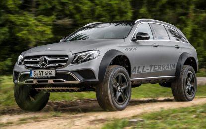 Mercedes-Benz sa funkcionalnim i atraktivnim prototipom modela E-Class All-Terrain 4×4² najavljuje proizvodnju koja bi mogla započeti početkom iduće godine [Galerija i Video]