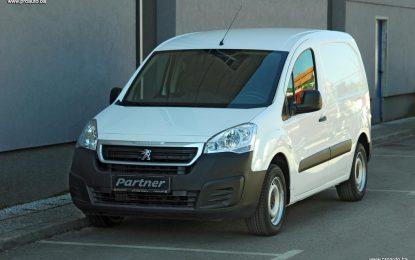 Peugeot Partner Furgon [Galerija]