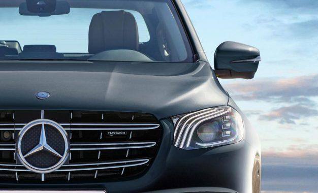 Luksuzni Pick-Up Mercedes-Maybach X-Class?