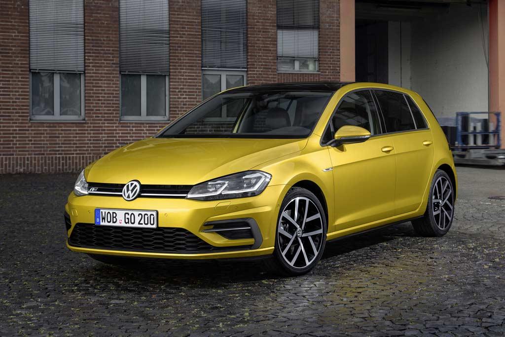 Model-Volkswagen-Golf