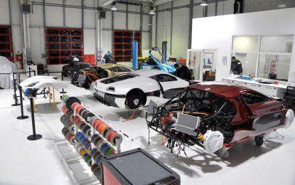 Hrvatska fabrika vrhunskih sportskih automobila Rimac Automobili otvorila vrata svojim posjetiocima