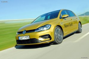 TEST – Volkswagen Golf Highline 2.0 TDI DSG