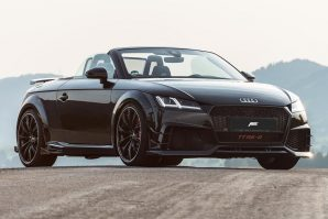 Abt TT RS-R Roadster sa 500 KS [Video]