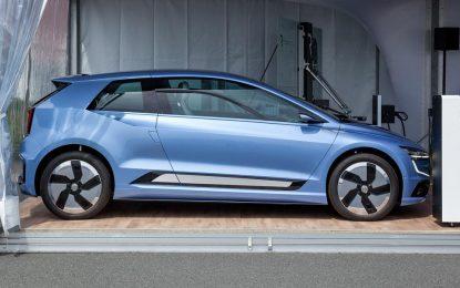 Volkswagen predstavio model Gen.E koji bi mogao predstavljati novu generaciju Golfa [Galerija]