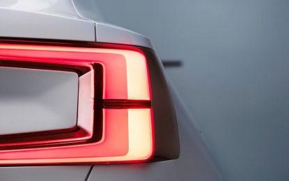 Volvo XC40 – teaser koji ne otkriva ništa