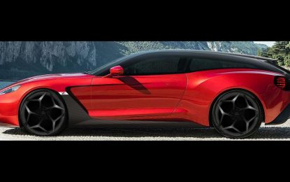 Aston Martin sa dva nova modela – Vanquish Zagato Speedster i Shooting Brake [Galerija]