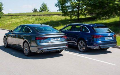 Audi A4 Avant g-tron i A5 Sportback g-tron od sada i na CNG