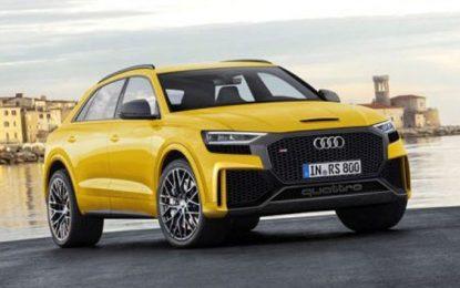 "Registrovano ime ""RS Q8"". Da li će u proizvodnju Audi RS Q8?"